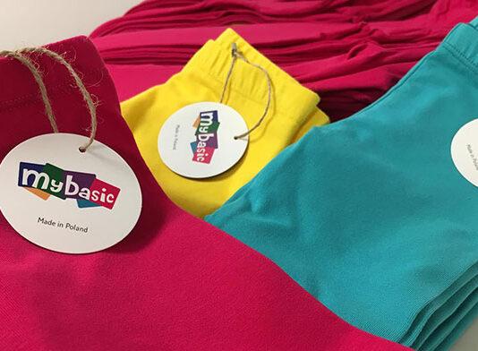 Ubrania niemowlęce