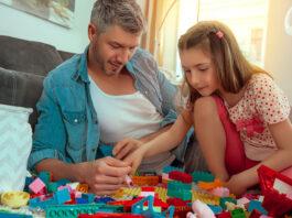 Zabawy z dziećmi w domu